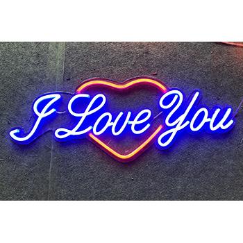 Neon Flex Sign