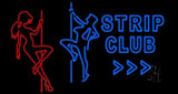 Strip Club Neon Signs