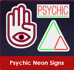 Psychic Neon Signs